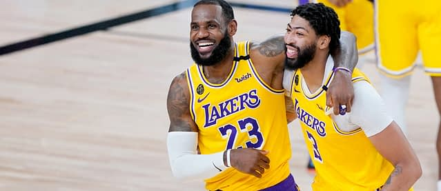 LeBron Carries Lakers To His 4th NBA Title