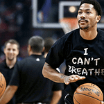 "Various NBA players wear ""I Can't Breathe"" shirts"