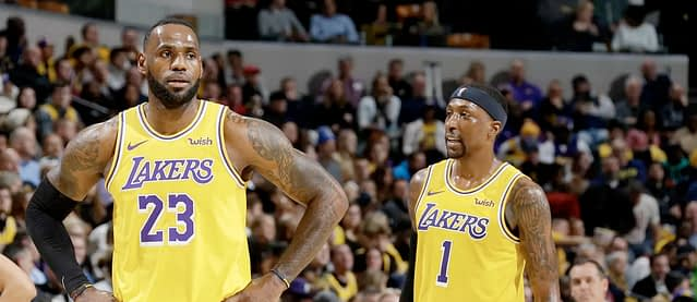 Lakers Grind Out Pivotal Game 4 Against Heat