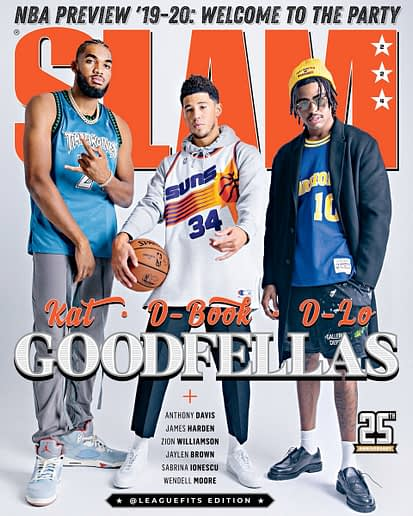 Towns, Booker, and Russell
